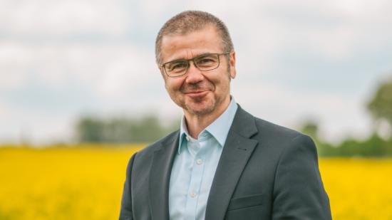 Frank Junge im Wahlkreis